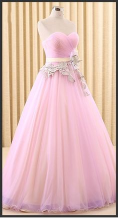 Sweet Girls Hot Pink Wedding Dresses 2016 Cute
