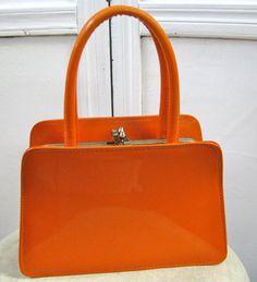 retro 60s purse on etsy