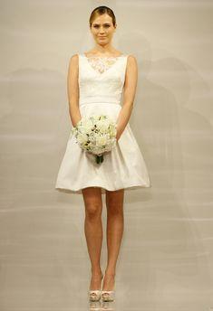 Bellísimo el estilo de los vestidos de novia de @THEIA pr Chick