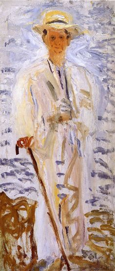 Alexander von Zemlinsky, 1908 - Richard Gerstl