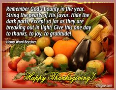 images of thanksgiving quotes and ideas - Yahoo Search Results