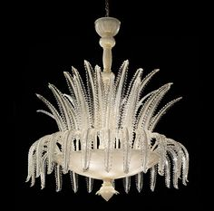 murano chandelier OMG DIE FOR THIS