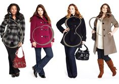 plus size coats for women - Google Search