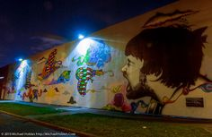 Capitol Hill Mural: Purveyors of Fine Magic #seattle #capitolhill