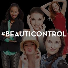 Help empower women who empower others and hashtag your BeautiControl pictures with #BeautiControl today… and every day!