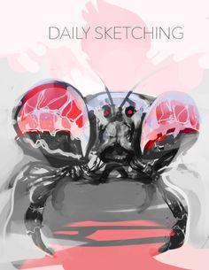 Daily Life Sketching ✕ 92 by Wajimito