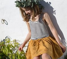 Clothing Brand Boho chic style for childrens. Dress your kids with our Children and vintage fashion collection. | Búho Barcelona