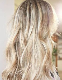Blonde Balayage Hottest Hairstyles Ideas for Spring Trends 2018