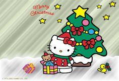 Hello Kitty Christmas Wallpapers, Christmas Wallpapers Gets You Into The Holiday Mood