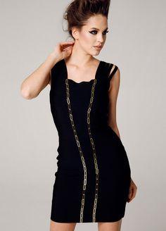 JUS DE POMMES Elbise Markafoni'de 160,00 TL yerine 59,99 TL! Satın almak için: http://www.markafoni.com/product/5909529/  #elbise #moda #dress #girl #fashion #red #black