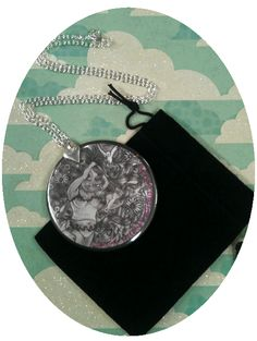 mirror pendant