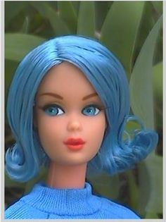 Modern Circle Melody Redux A 1967 Twist 'N Turn Barbie's Face Barbie Life, Barbie Dream, Barbie World, Doll Wigs, Ooak Dolls, Vintage Barbie Dolls, Barbie Collector, Barbie Friends, Custom Dolls