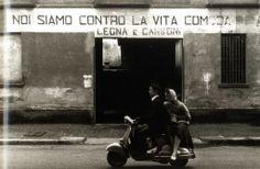 photo: Gianni Berengo Gardin   1960 Milano