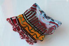 Glass powder and fiber paper design. Lena Beckéus