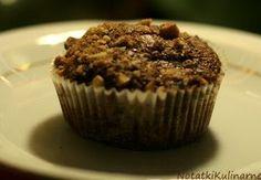Muffinki dyniowe Bajaderki