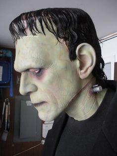 Karloff Frankenstein costume information