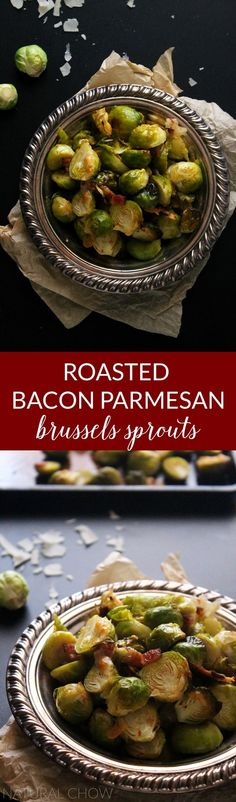 Roasted Bacon Parmes