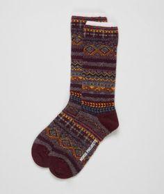 Norse Projects / Bjarki Fairisle wool socks