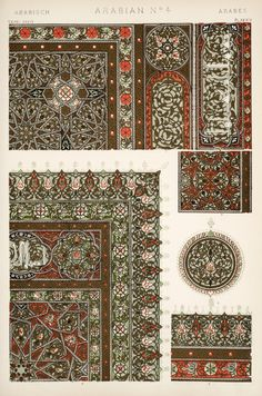 Jones, Owen, 1809-1874. The grammar of ornament