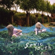 LP SONIC YOUTH - MURRAY STREET