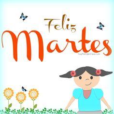 Feliz #Martes #Tuesday Para más lindas imagenes, haz click !