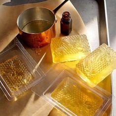 Honey soapmaking kit
