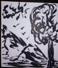 317 um desenho tosco por dia ;p
