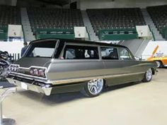 1963 Chevy Impala Wagon