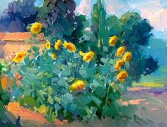 관리메뉴 > 외국작가2 > ovanes berberian-2 Still Life Flowers, Pastel Drawing, Contemporary Landscape, Plein Air, Painting Inspiration, Landscape Paintings, Beautiful Flowers, Art Drawings, Fine Art