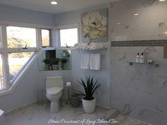 Bathroom Remodel - Dix Hills, NY 11746 - #stonecreationsoflongisland #bathrooms #kitchens #tile #stone - (631) 678-6896