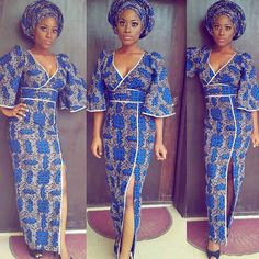 "1,249 Likes, 6 Comments - Ms Asoebi (@ms_asoebi) on Instagram: ""Ankara Fab  @rubanj_noni"""