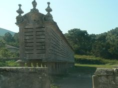 #Galician Biggest Horreo #Carnota #spain