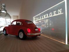 Work in progress 2 .   Scalemodel Volkswagen Beetle / Kever