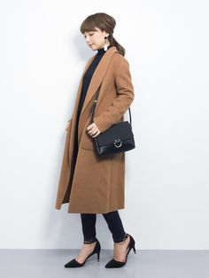 ayumi ;)さんのコーディネート Mix N Match, Wool, Winter, How To Wear, Jackets, Life, Clothes, Fashion, Down Jackets