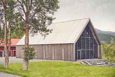 Hunter´s hall | Bergersen Arkitekter