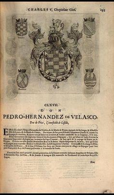 chapter of the Order, Tournai; Pedro Fernandez de Velasco, Duke of Frias Nassau, Valladolid, Juan Fernandez, Prince Of Orange, Family Shield, Velasco, Jean Baptiste, Family Crest, Coat Of Arms