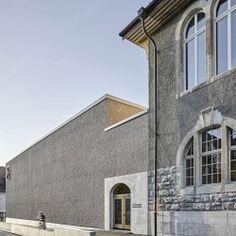 Peter Moor . Hermesbühl Sports Hall . Solothurn (1)