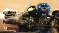 This Nitro Engine-Powered Pencil Sharpener Is Just Too Legit   - PopularMechanics.com