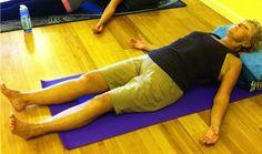 bhismacharyasana, also called bhismasana  restorative yoga  Revisit the yoga pose for times of sadness