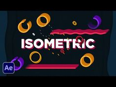 (488) 3 Isometric/3D Motion Graphics Techniques in After Effects - YouTube