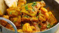 Hähnchencurry aus Indien (Chicken Balti)