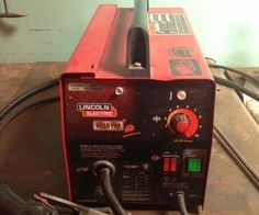 Hello and welcome to the SLO Makerspace guide to Flux Cored Arc Welding! This Instructable is intended to teach you how to use the Lincoln Weld Pak HD...