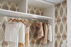 Come decorare un armadio - Armadio moderno