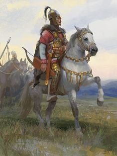 """""""Scourge of god"""" Attila Character Inspiration, Character Art, Valhalla, Attila The Hun, Rome Antique, Photo Grid, Sword And Sorcery, Historical Art, Dark Ages"""