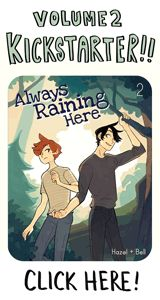 Always Raining Here | a BL webcomic