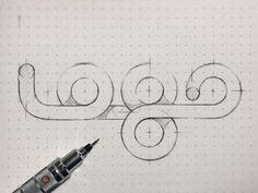 Dribbble - logo by Eddie Lobanovskiy