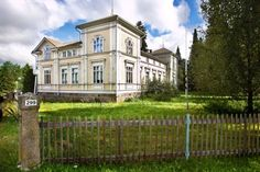 Villas, Finland, Castles, Buildings, Around The Worlds, Mansions, House Styles, Places, Pictures