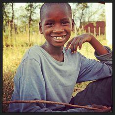 Sunday morning smiles. #smile #africa #afrika