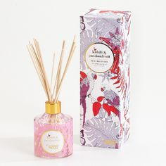 reed diffuser - kahili & passionfruit