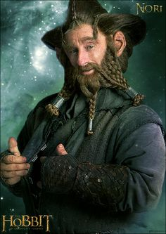 Nori was a Dwarf of Durin's folk who lived in the northern Blue Mountains in Thorin's Halls and later Erebor. He had two brothers named Dori, and Ori, a. The Hobbit - An unexpected Journey - Nori Lotr, The Hobbit, Hobbit An Unexpected Journey, Funny Tattoos, Thranduil, Film Serie, Cultura Pop, Jrr Tolkien, Middle Earth